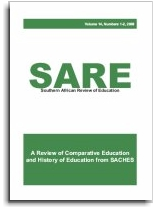 SARE: Southen African Review of Education
